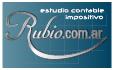 Rubio – Estudio Contable Impositivo